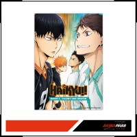 Haikyu!! Movie #3 - Faltposter DIN A3 - Goodie
