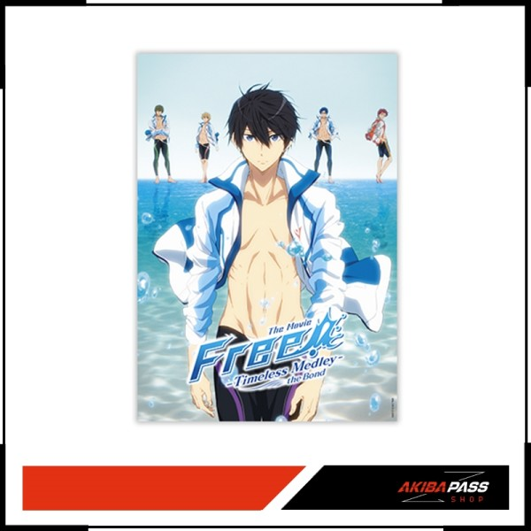 Free! - Poster Timeless Medley #1
