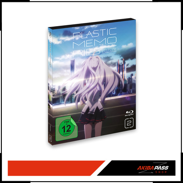 Plastic Memories - Vol. 2 - Limited Edition (BD)