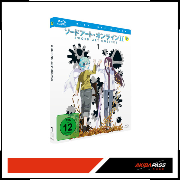 Sword Art Online 2 Vol. 1 (BD)