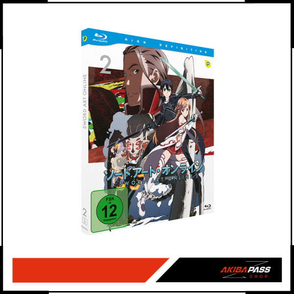 Sword Art Online Vol. 2 (BD)