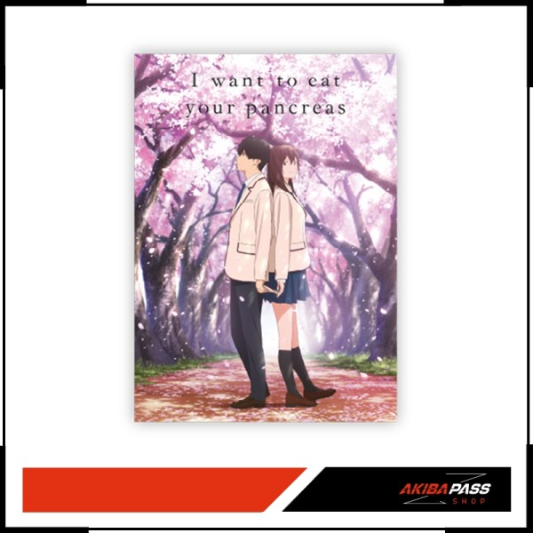 I want to eat your pancreas - Poster