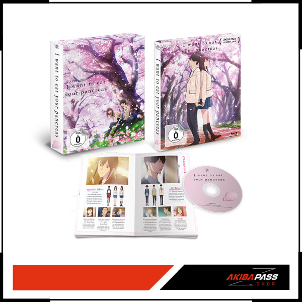I want to eat your pancreas - Limited Edition (BD)
