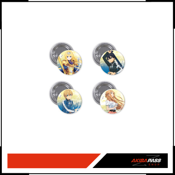 Sword Art Online - Alicization - Button Kirito