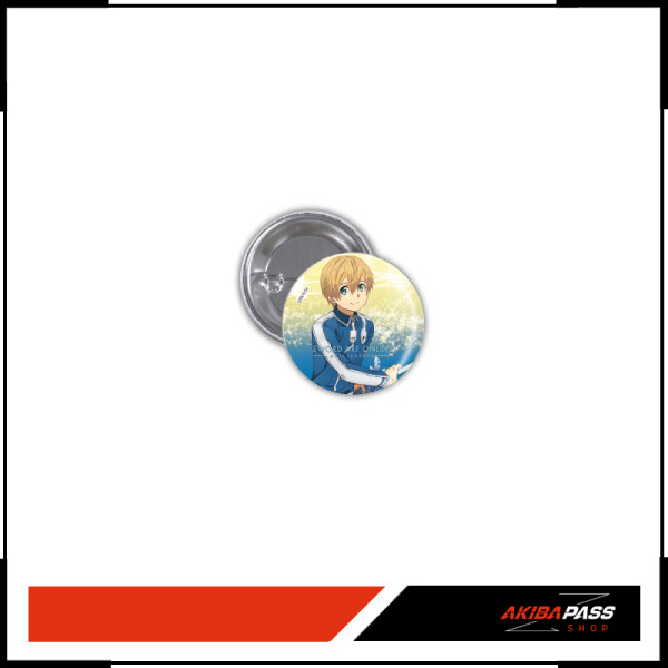 Sword Art Online - Alicization - Button Eugeo
