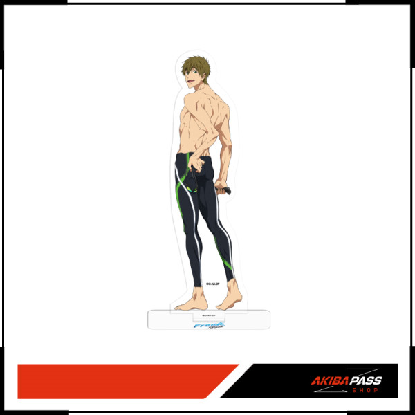 Free! Dive to the Future - Acrylaufsteller Makoto