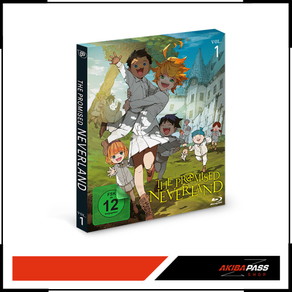 The Promised Neverland - Vol. 1 (BD)
