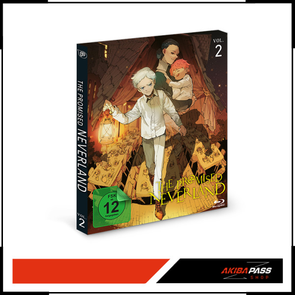 The Promised Neverland - Collectors Edition (BD)