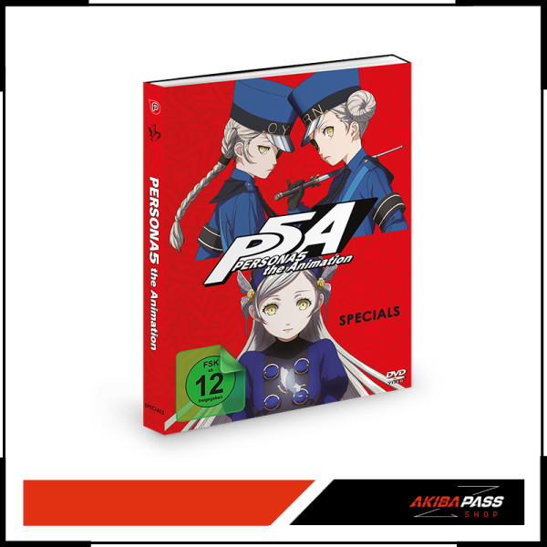 PERSONA5 the Animation - Specials (DVD)
