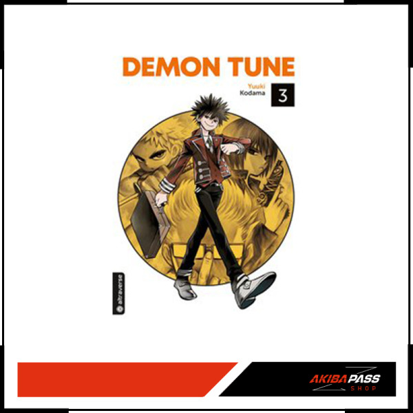 Demon Tune 03 (Manga)