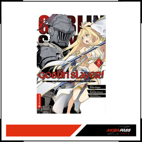 Goblin Slayer! 08 (Manga)