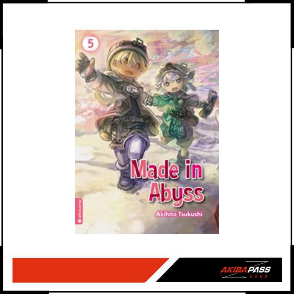 Made in Abyss 05 (Manga)