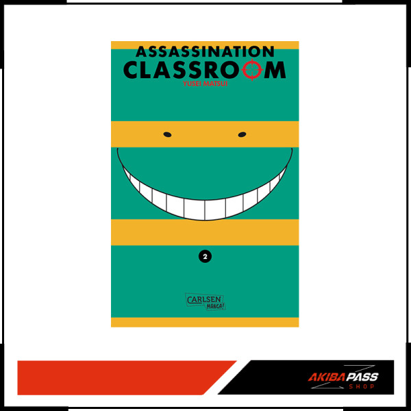 Assassination Classroom 02 (Manga)