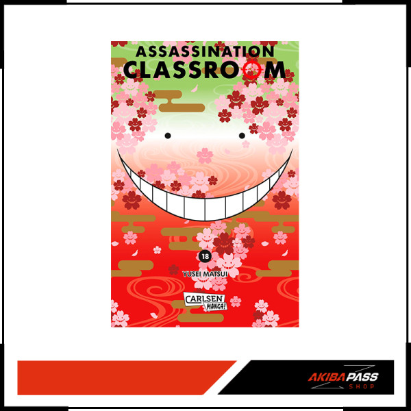 Assassination Classroom 18 (Manga)
