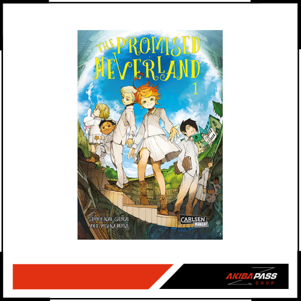 The Promised Neverland 01 (Manga)