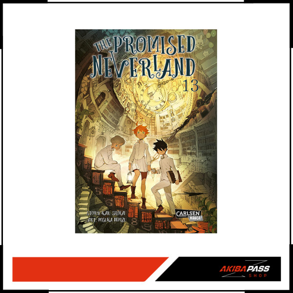 The Promised Neverland 13 (Manga)