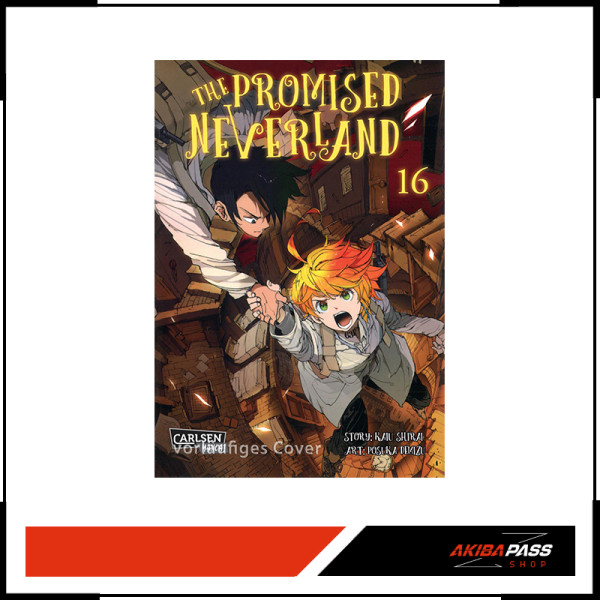 The Promised Neverland 16 (Manga)