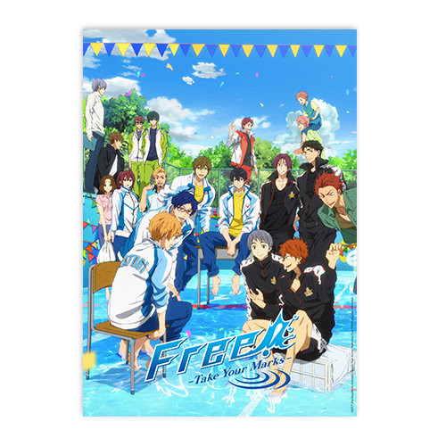 Free! - Poster Take Your Marks