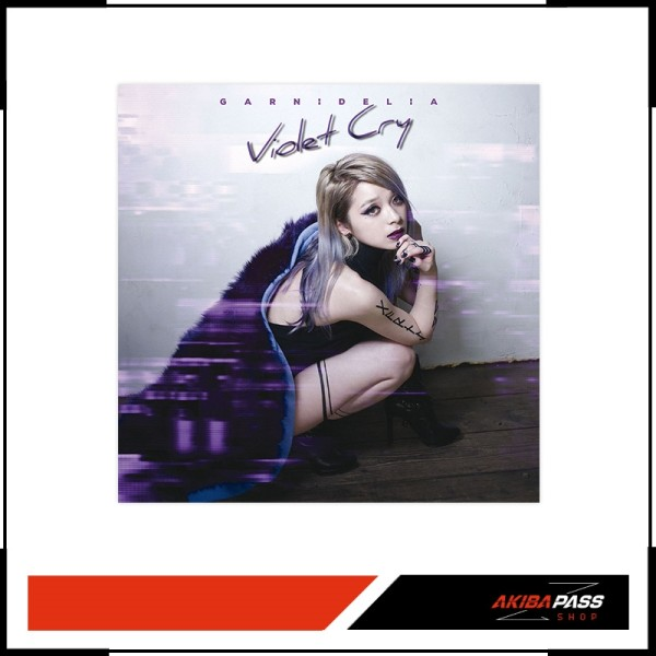 GARNiDELiA - Violet Cry (Album) (CD)