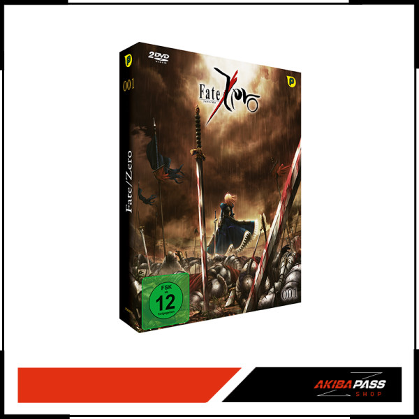 Fate/Zero - Vol. 1 (DVD)